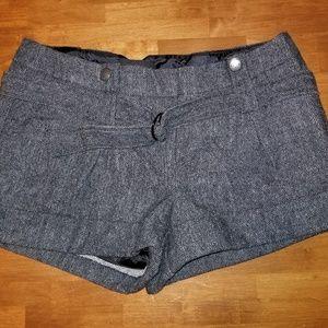 Forever XXI Whool Shorts Grey Medium